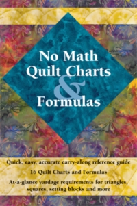 Quilting Tools - No Math Charts