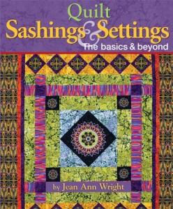 Quilt Sashings & Settings