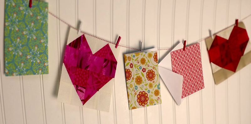 Quilt Block Bunting and Banner