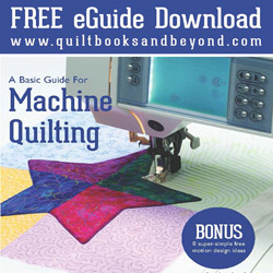 Free Machine Quilting eGuide Download