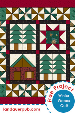 Christmas In July A Thimbleberries Christmas Quilt