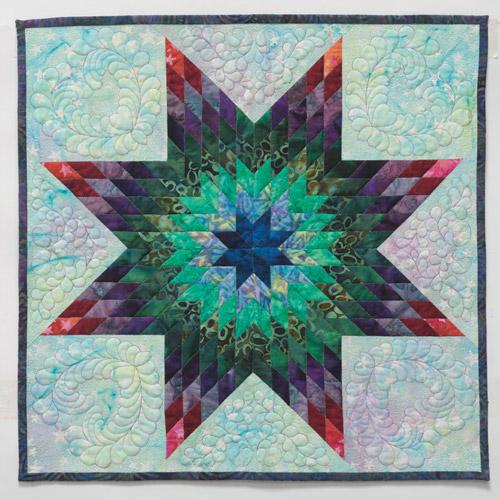Bucket List Quilts: Lone Star Quilt - Quilt Books & Beyond : blazing star quilt - Adamdwight.com