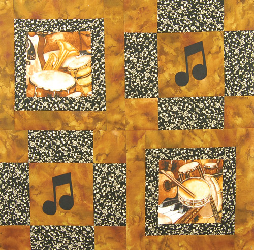 How To Use Novelty Prints In Your Quilts - Quilt Books & Beyond