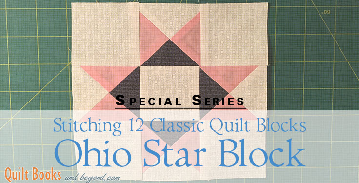 Stitch An Ohio Star Quilt Block How To Read An Exploded Quilt Block