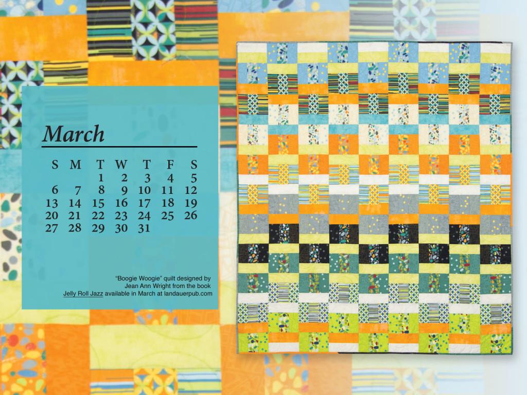 CalendarA_March