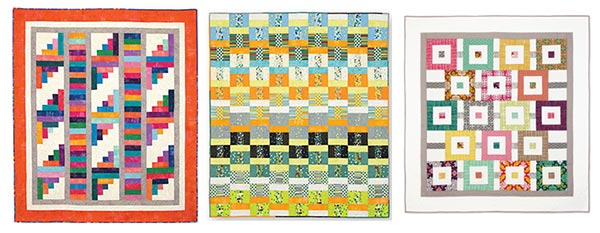 Jelly Roll Jazz Quilts