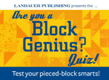 Block Genius Quiz