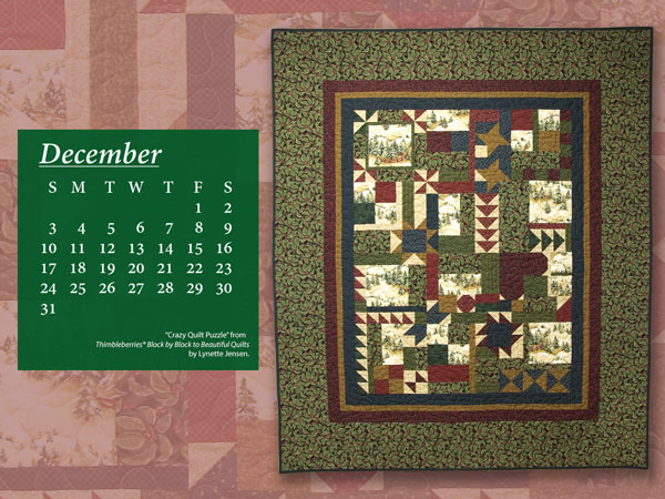 December Calendar 1