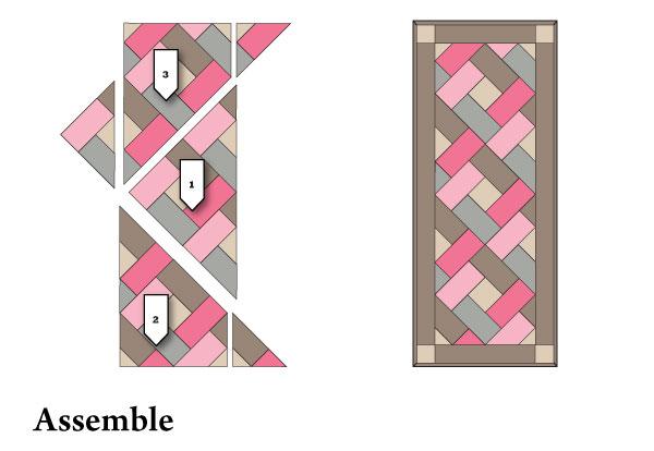 Square-agonals Step 3