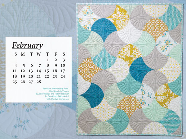 February Calendar A