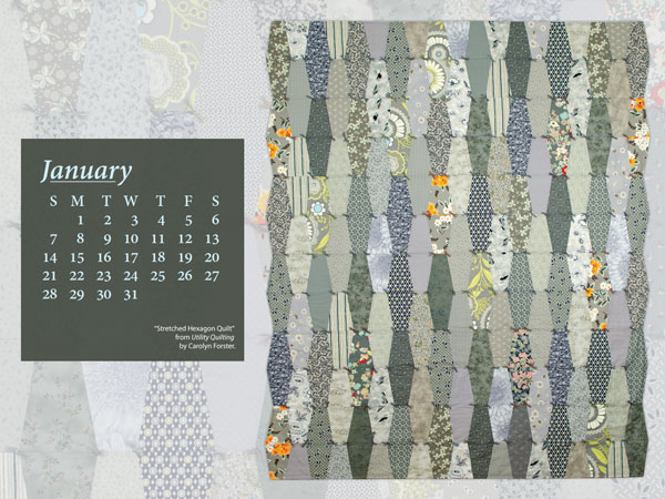 January 18 calendar B