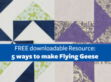 Flying Geese download